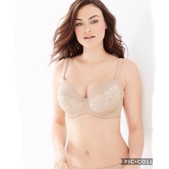 189706e2b3281 SOMA STUNNING SUPPORT Full Coverage Bra Nude